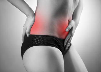 急激な腹痛に筋膜リリース
